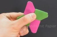 DIY - Fidget Spinner van papier