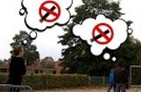 Jeugdjournaal - Meeste rokers stoppen voor hun kinderen