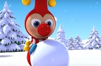 Kerstmis - Jokie - Sneeuwpop - Efteling