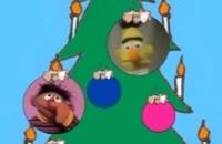 Kerstmis - Bert en Ernie - Ik ben een kerstbal