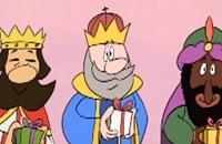 Kerstmis - Clipphanger - Wie waren de drie koningen