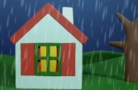 Nijntje en de regen