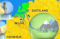 Jeugdjournaal - Het water in Nederland staat erg hoog