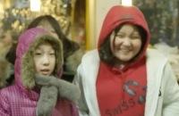 Jeugdjournaal - Koreaanse kinderen geven een rondleiding bij de Olympische Spelen