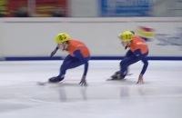 Het Klokhuis - Wat is shorttrack (schaatsen)