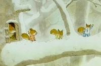 Huisje Boompje Beestje - Dieren in de winter