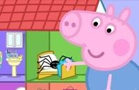 Peppa Pig - Happy Halloween - Tekenfilm filmpjes