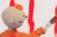 Bumba - Babilu kleurt