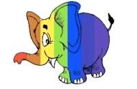 Zeven olifantjes