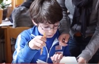 Autisme op de basisschool afl. 1: Bij Isaac in de klas filmpjes