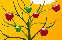 Leer Nederlands met de Leerboom - Peuters en Kleuters leren kleuren, tellen en fruit