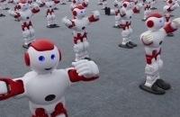 Dansende robots breken record