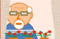 Opa, kom achter die geraniums vandaan - Kinderboekenweek 2016