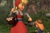 Zeg Roodkapje, waar ga je heen - Sprookjesboom