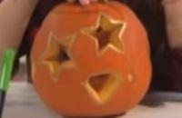 Halloween - Maak een pompoen partylight! filmpjes