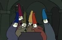 Halloween - Zes heksen - Sesamstraat