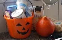 Halloween - Caramel Pompoen Cupcakes