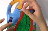 Feeenhuis surprise knutselen voor Sinterklaas