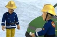 Brandweerman Sam - De Verschrikkelijke Sneeuwbal
