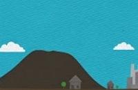 Waarom hebben we geen bergen in Nederland filmpjes