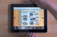 Jilster op de iPad
