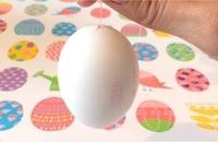DIY: Eieren uitblazen voor Pasen