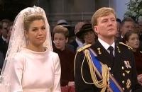 Huwelijk Prins van Oranje en Máxima Zorreguieta: kerkelijke inzegening (2002)