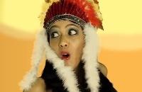 Carnaval 2017 - Dikdakkers - Oef (Indianenlied)