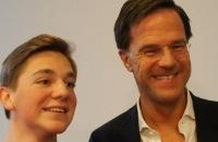 Kidsweek: StemTim - Mark Rutte (VVD)