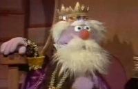 Sesamstraat - Koning Kwast