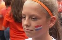Jeugdjournaal - Gezellige boel in Utrecht bij het EK vrouwenvoetbal