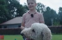 Jeugdjournaal - Alexander (8) krijgt therapie met een hond