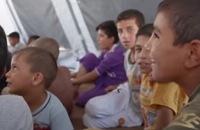 Jeugdjournaal - Honderdduizenden kinderen in Mosul hebben hulp nodig