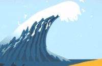 Clipphanger - Hoe ontstaat een tsunami filmpjes