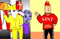 Kleed de Sint