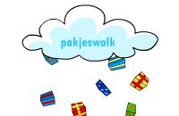 De wolk van Sinterklaas