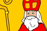 Sint aankleden