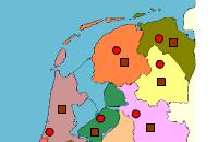 Topo Nederland