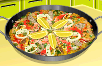 Paella maken