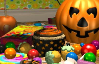 Halloween puzzel