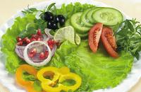 Zomerse salade Spelletjes