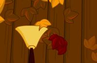Bladeren ruimen