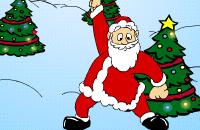 De dansende kerstman Spelletjes