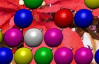 Kerstballen sorteren