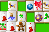 Kerst Mahjong