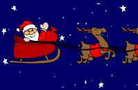 Kerstcadeautjes vangen