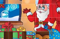 Draaipuzzel Kerstmis