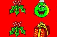 Kerstmis - Drie op een rij