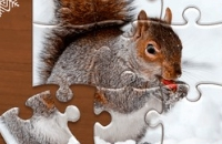 Kerstmis - Jigsaw Puzzle Xmas