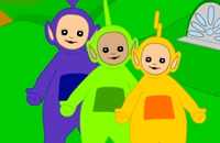 Teletubbies: Dansen